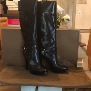 6ee166d1fa09 ... Gucci knee high boots